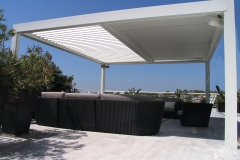 B-200 white Elegance Greece LED strip structuur 1