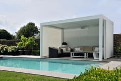 Poolhouse door profile 1