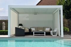 Poolhouse door profile 2